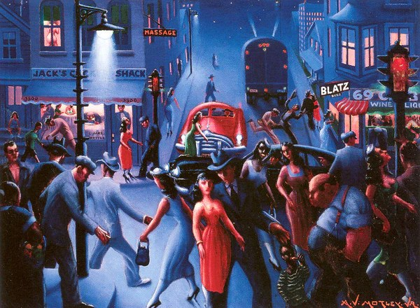 an overview of the harlem renaissance and the expression of african american culture The harlem renaissance was a time where people who were african american, or involved themselves with the african american community, thrived it was a time of great discovery, mostly in the arts.