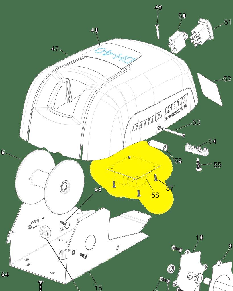 wiring diagram minn kota deckhand 40 diagram free printable wiring diagrams
