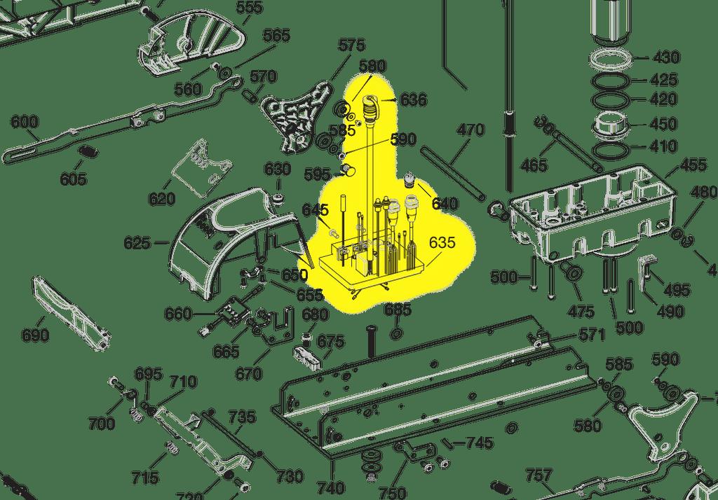 Minn Kota 24/36 Volt Terrova/ST Control Board 2774014