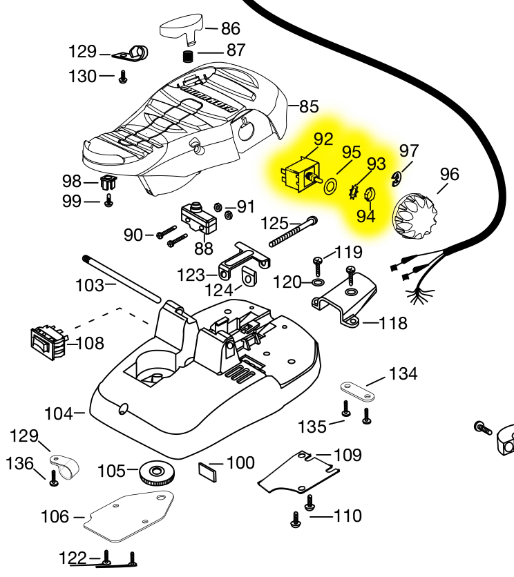 Minn Kota Wiring Diagram Besides Minn Kota Diagram Trolling Parts