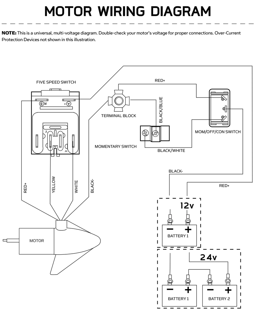 minn kota 5 speed switch 2884026 northland marine mix minn kota 5 speed switch 2884026 minn kota 65 wiring diagram  [ 841 x 1024 Pixel ]