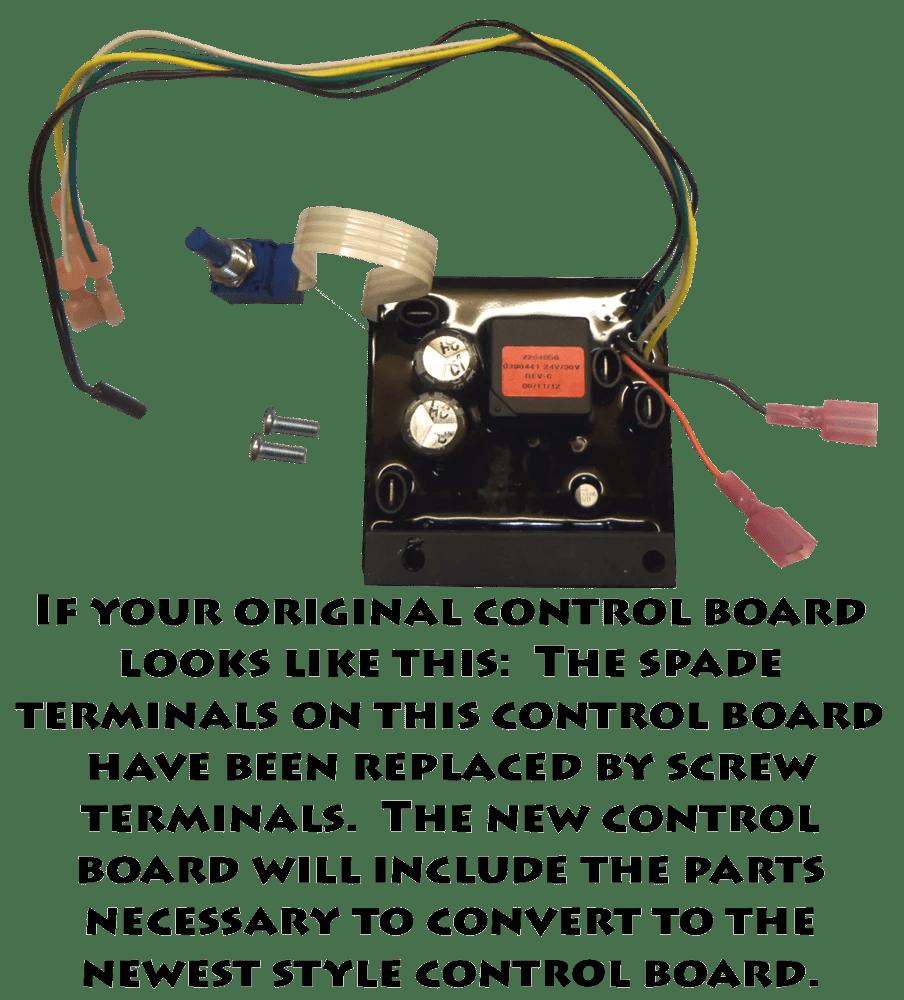 hight resolution of  minn kota 24 36 volt fortrex maxxum control board 2884053