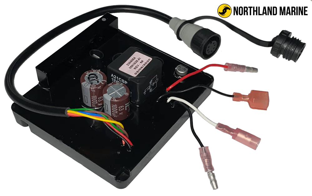 minn kota power drive wiring diagram basic 12 volt boat v2 rt sp control board 2884055 northland marine
