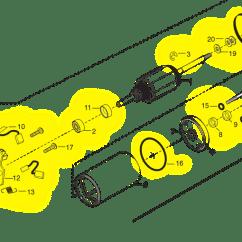 Minn Kota Plug Wiring Diagram Visual Studio Generate Sequence 3 5 8 Brush Kit Brushkit3 62 Northland Marine