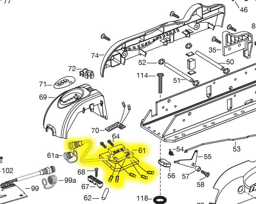 Minn Kota 24 Volt Power Drive V2 & RTSP Control Board 2884056 | Northland Marine