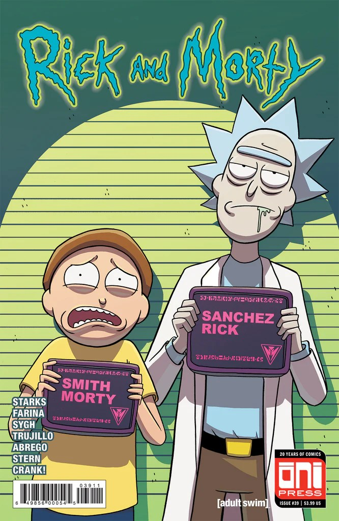 rick and morty 39