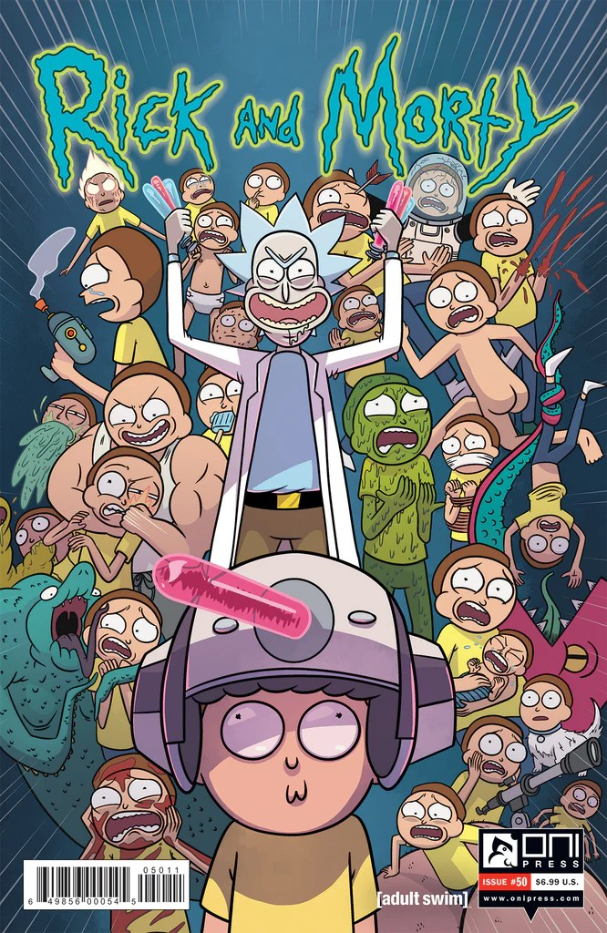 rick and morty 50