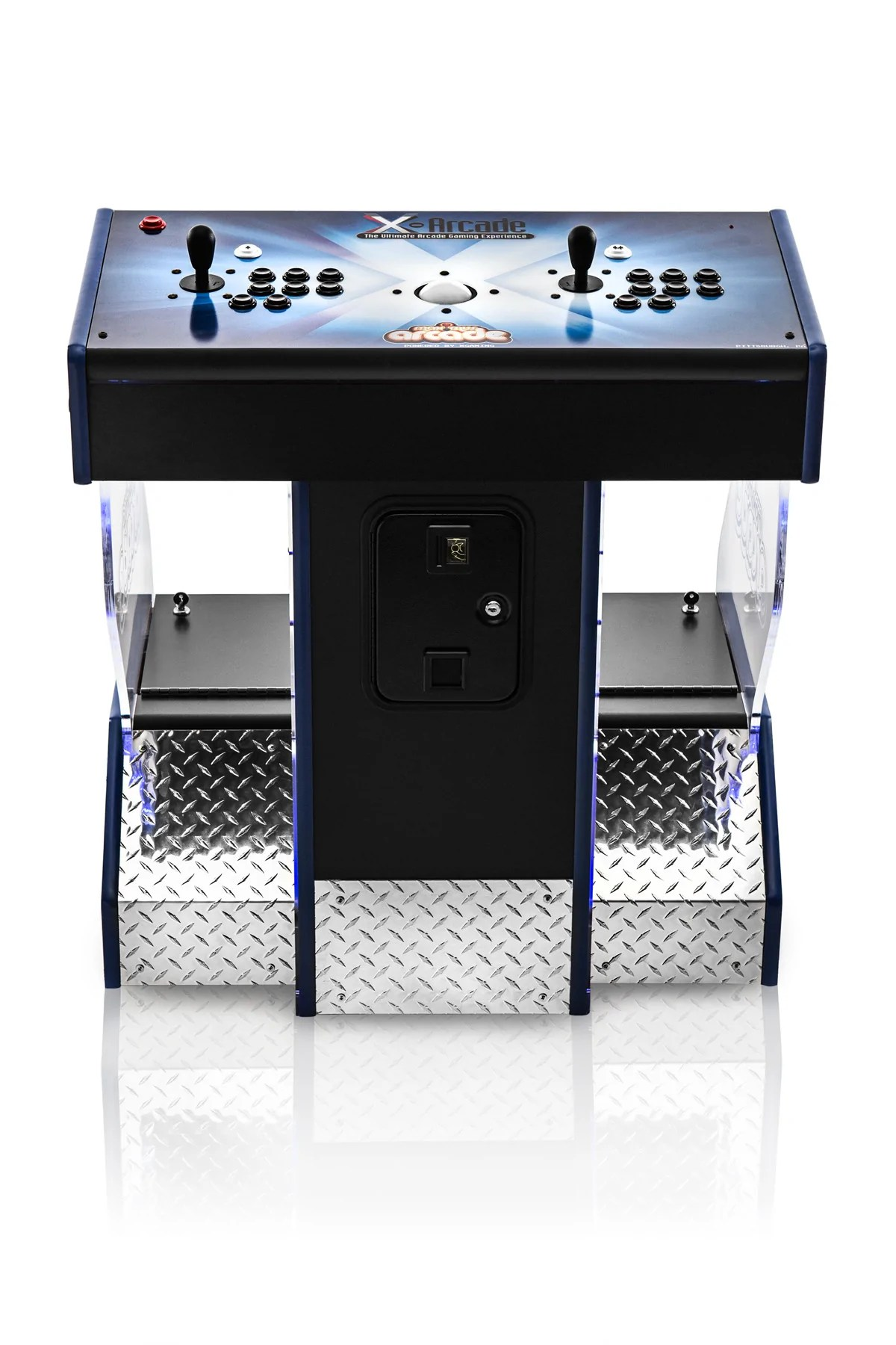 The Ultimate Mame Cabinet  Xgaming XArcade