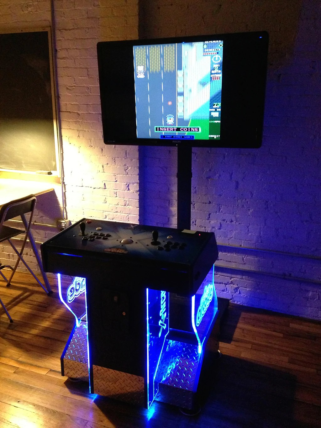 Arcade2TV Home Arcade Game Cabinet With 250 Arcade