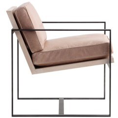 Modern Metal Chairs Ergonomic Mesh Office Chair Uk Manhattan Leather Arm See More Options Furniture