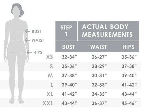 Step compare your results to the flat garment measurements as with all size charts also shenova rh shenovafashion