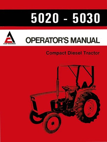 allis chalmers model b wiring diagram international cub tractor d17 series iv (series four) - operator's