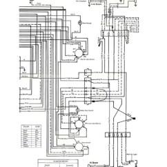Diesel Engine Alternator Wiring Diagram 1966 Corvette Ignition Switch Allis-chalmers 5040 Tractor - Operator's Manual