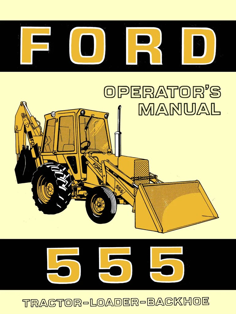 medium resolution of ford 555 fuse box wiring diagramford 555b wiring diagram best wiring libraryford 555 backhoe wiring parts