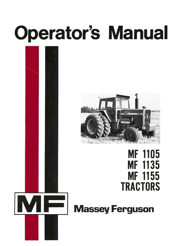 Massey Ferguson 41 Sickle Mower Manuals