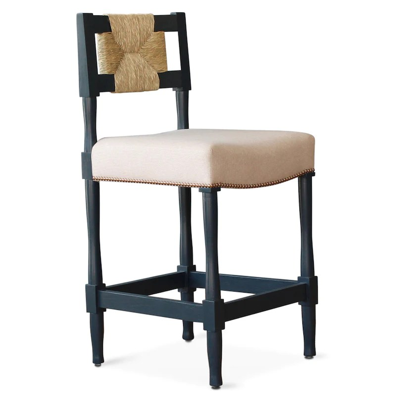 bar stool chairs carolina panthers bungee chair new york athletic club counter or barstool hollywood at home this is a 40s twist on an arts