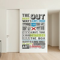 Office Wall Stickers & Vinyls | Wallboss Wall Stickers ...