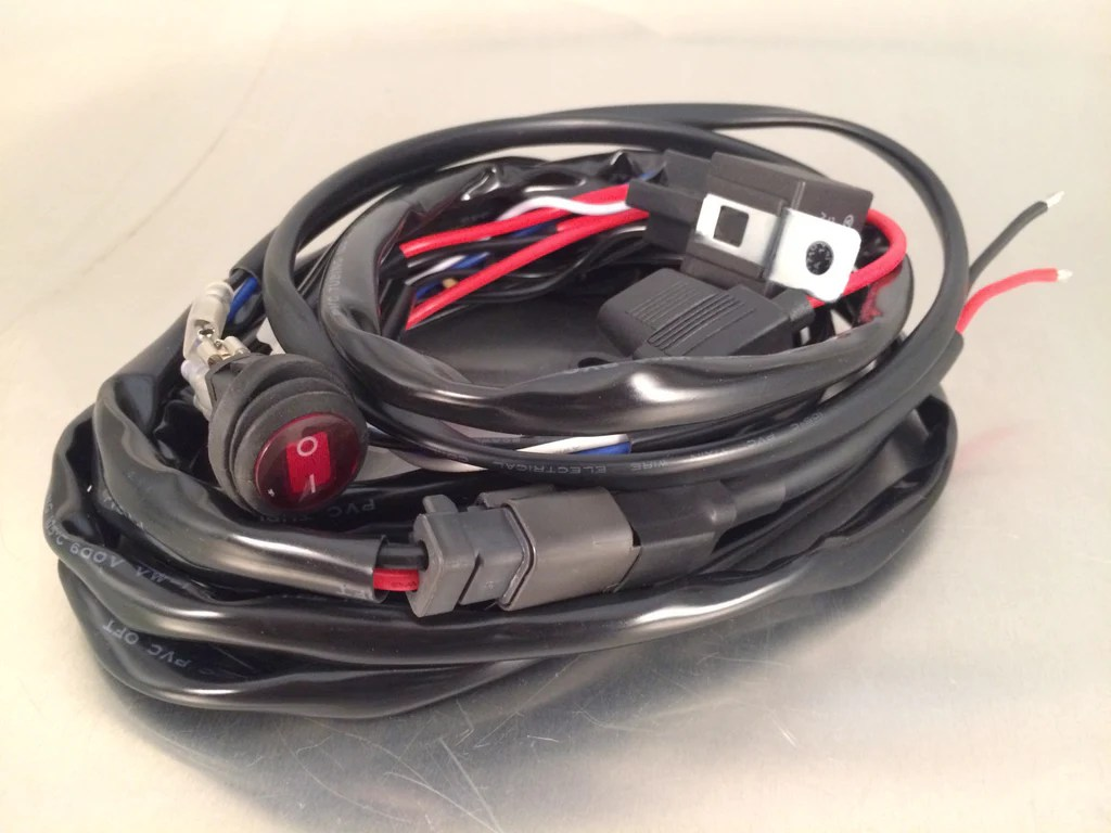 small resolution of led light wiring harness