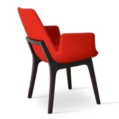 Chair Design Bd Adirondack Wood Plans Modern 212concept Buy Eiffel Red Armchair
