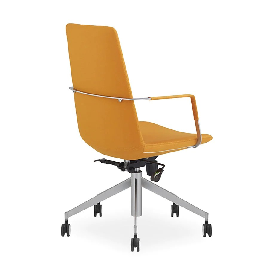 Minimalist Desk Chair Zone Office Chair 212 Concept Modern Living