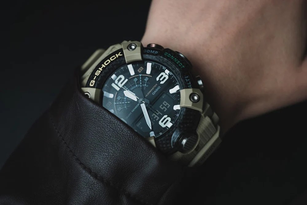 tought watches
