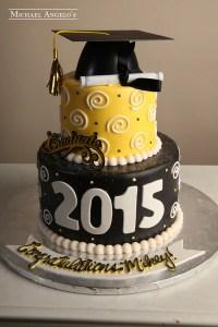 Bumble Bee Grad #99Graduation | Michael Angelo's Bakery