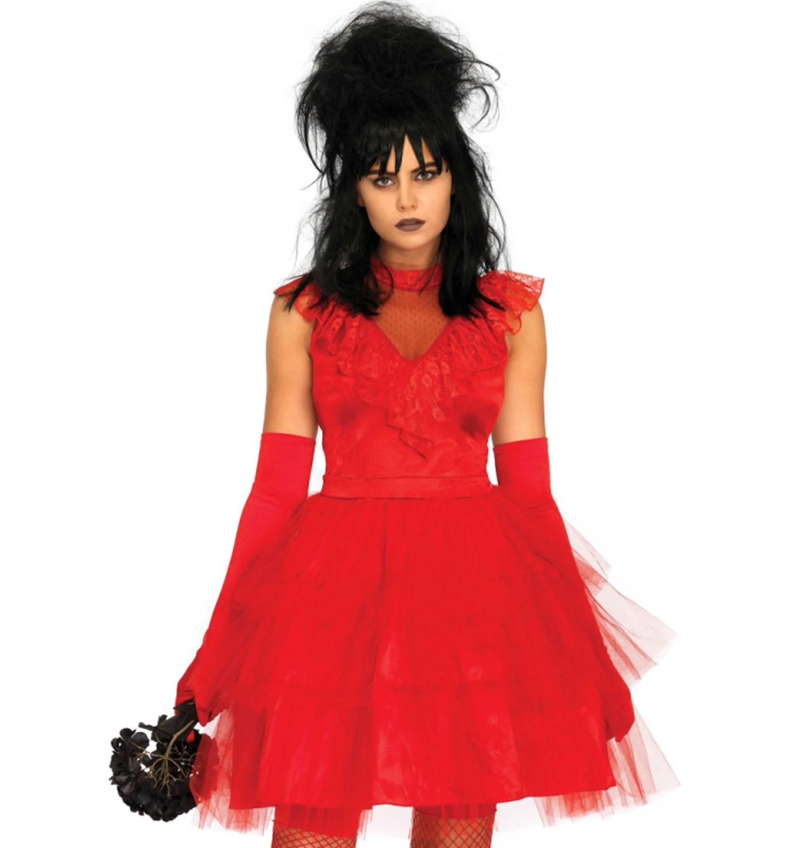 80s punk prom princess