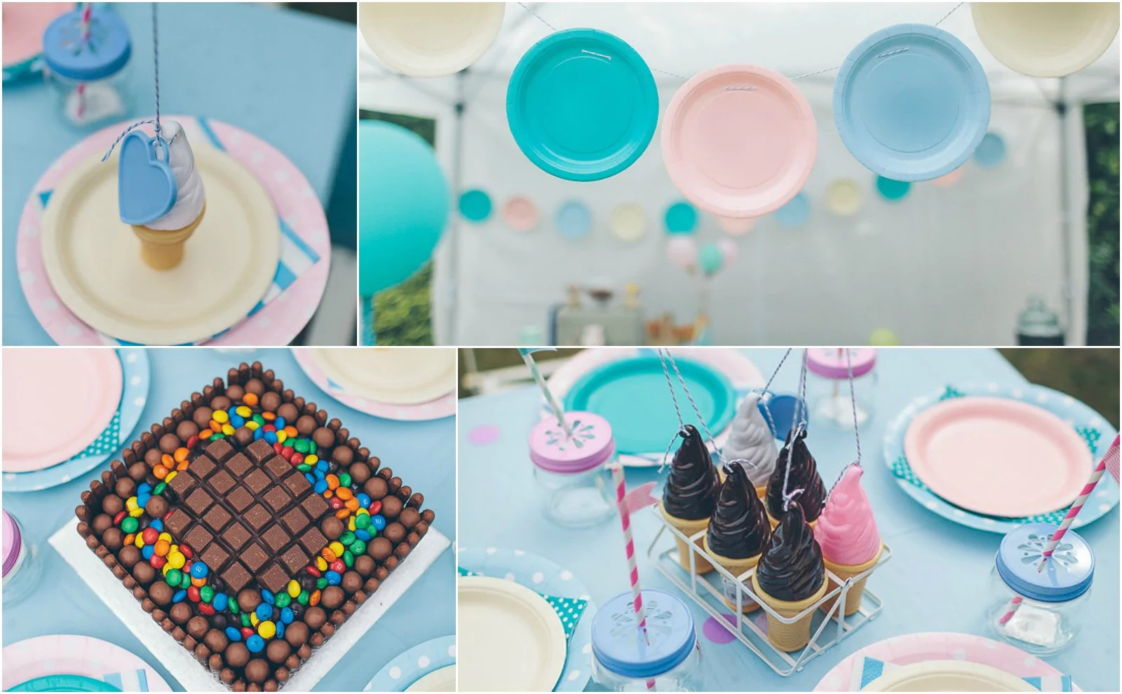 Ice Cream Party - Ideas And