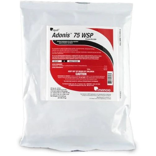 Adonis 75 Wsp : adonis, Adonis, Insecticide, Packets, World