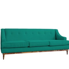 Custom Sectional Sofa Chicago Desk Bed Mid-century Claire By Crombe & Co.   Apartment 528