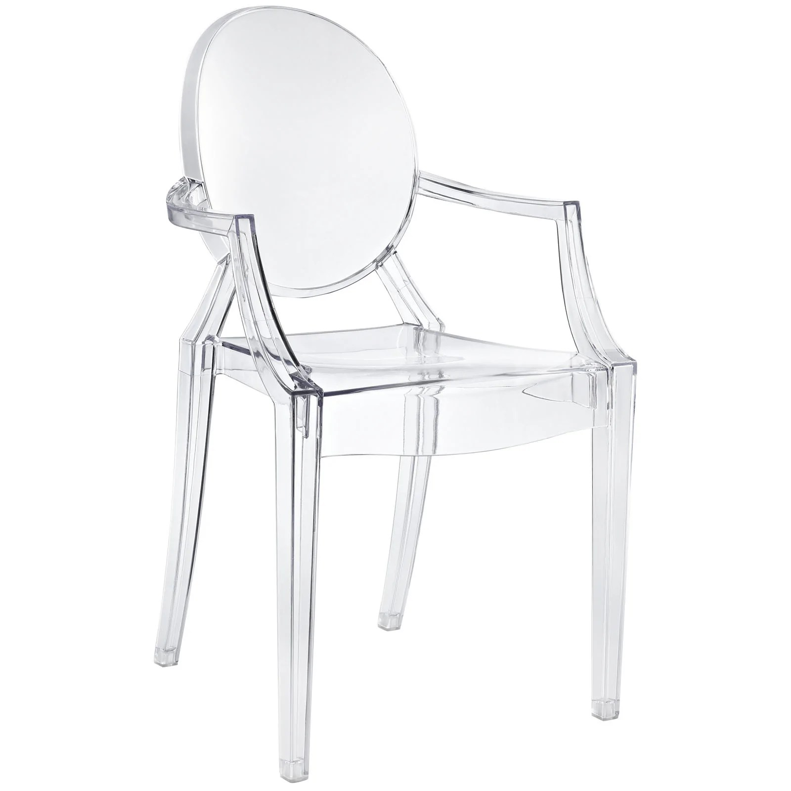 ghost chair replica vintage outdoor metal chairs louis reproduction the modern source 1
