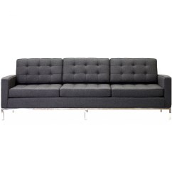Replica Florence Knoll Sofa Nz Little S Reproduction Fabric The Modern Source