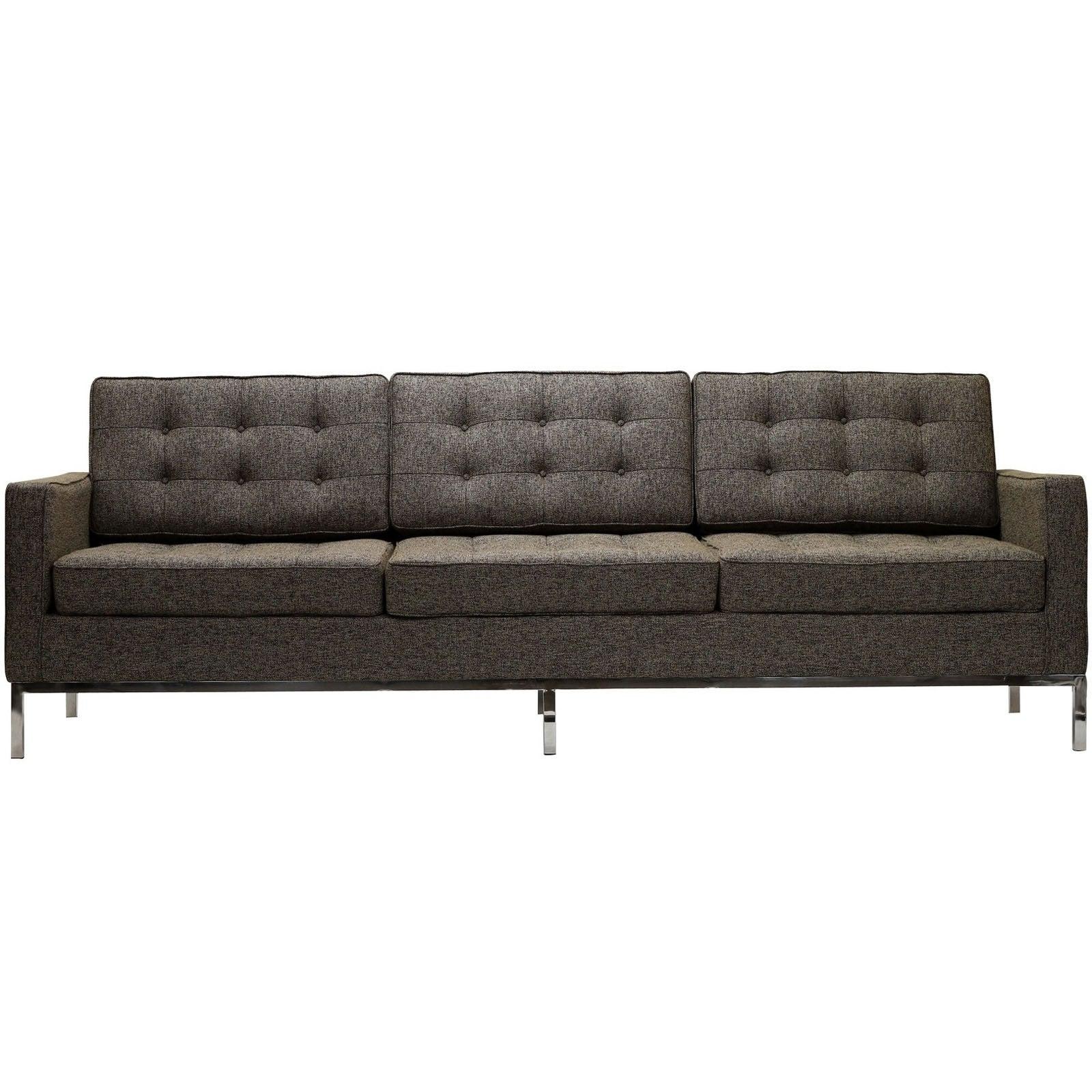 replica florence knoll sofa nz cama saba el corte ingles reproduction fabric the modern source