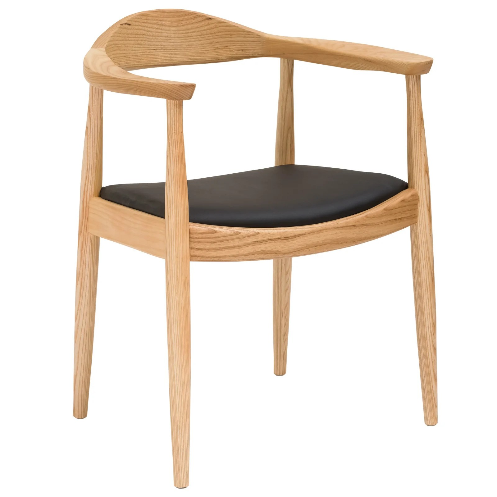 Roundabout Chair Hans Wegner Round Chair Reproduction The Modern Source