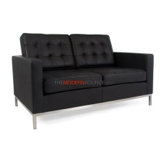 Mid Century Sofas Toronto Sofa For Small Space Florence Knoll Loveseat Modern San Francisco Leather The Source 1