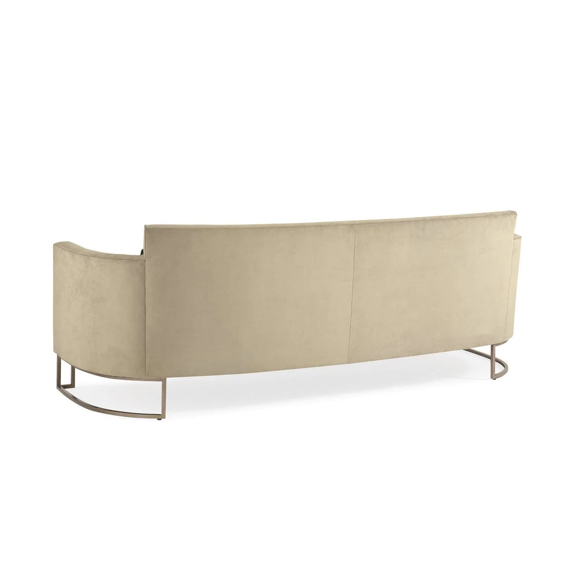 modern twine curved arm sofa sofas with storage under walter contemporary max sparrow