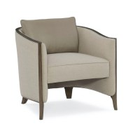 GILLES TIMBER FRAME OCCASIONAL CHAIR