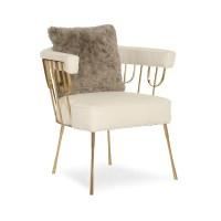 Preston Occasional Chair - Max Sparrow