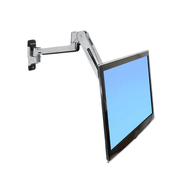 Ergotron LX SitStand Wall Mount LCD Arm  Ergoport
