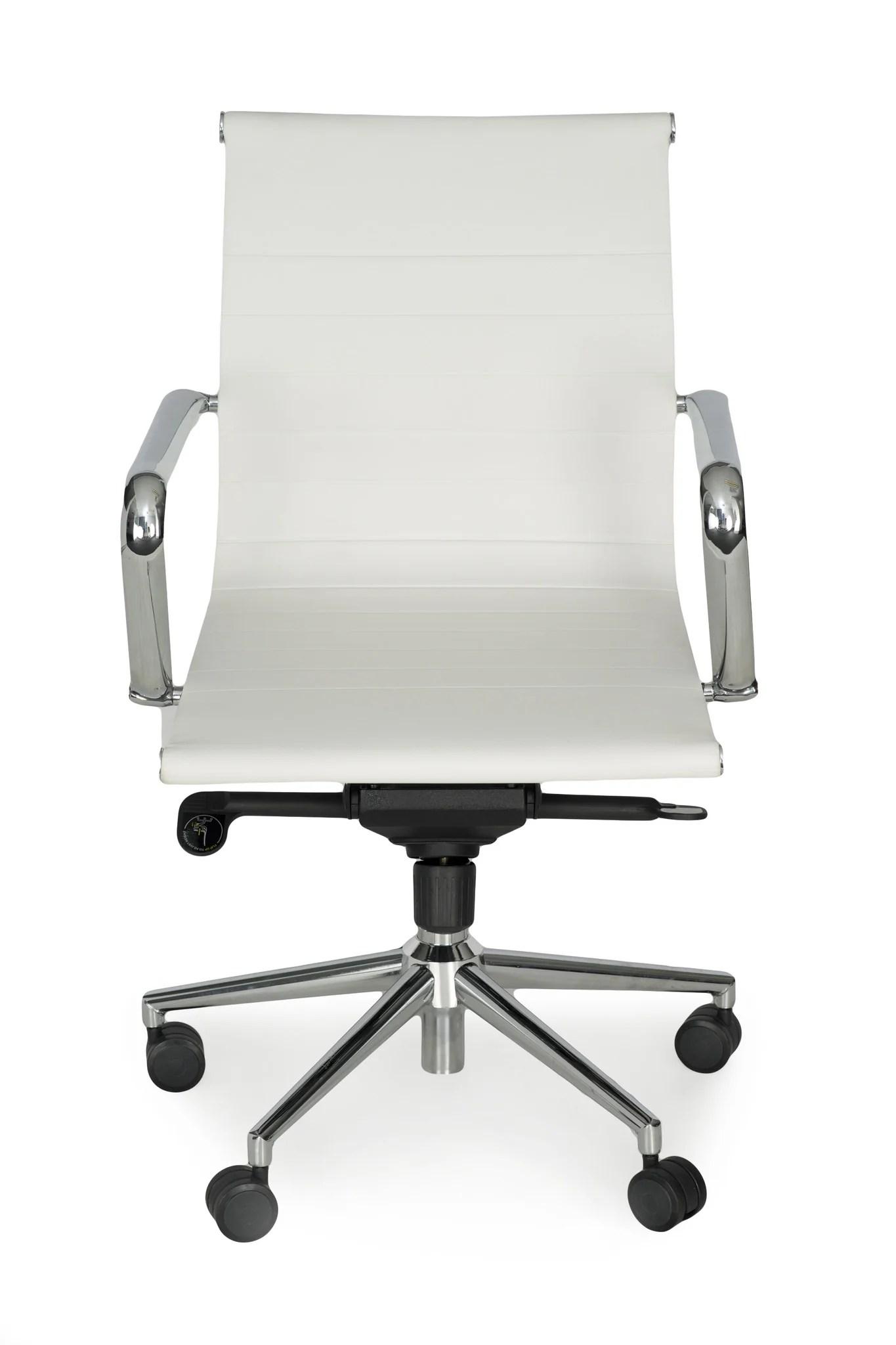 ergonomic chair trial plastic lawn chairs astoria medium back