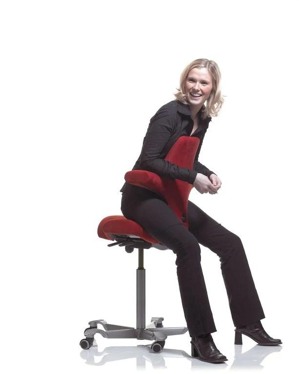posture chair demo steel to the head pdf hag capisco ergonomic saddle seat ergoport