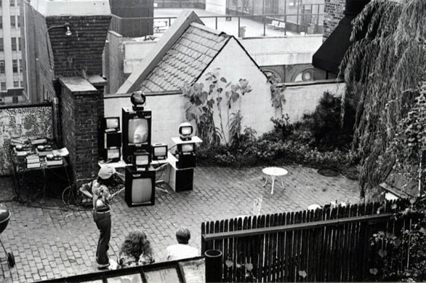 Inside The Chelsea Hotel Kids Of Dada