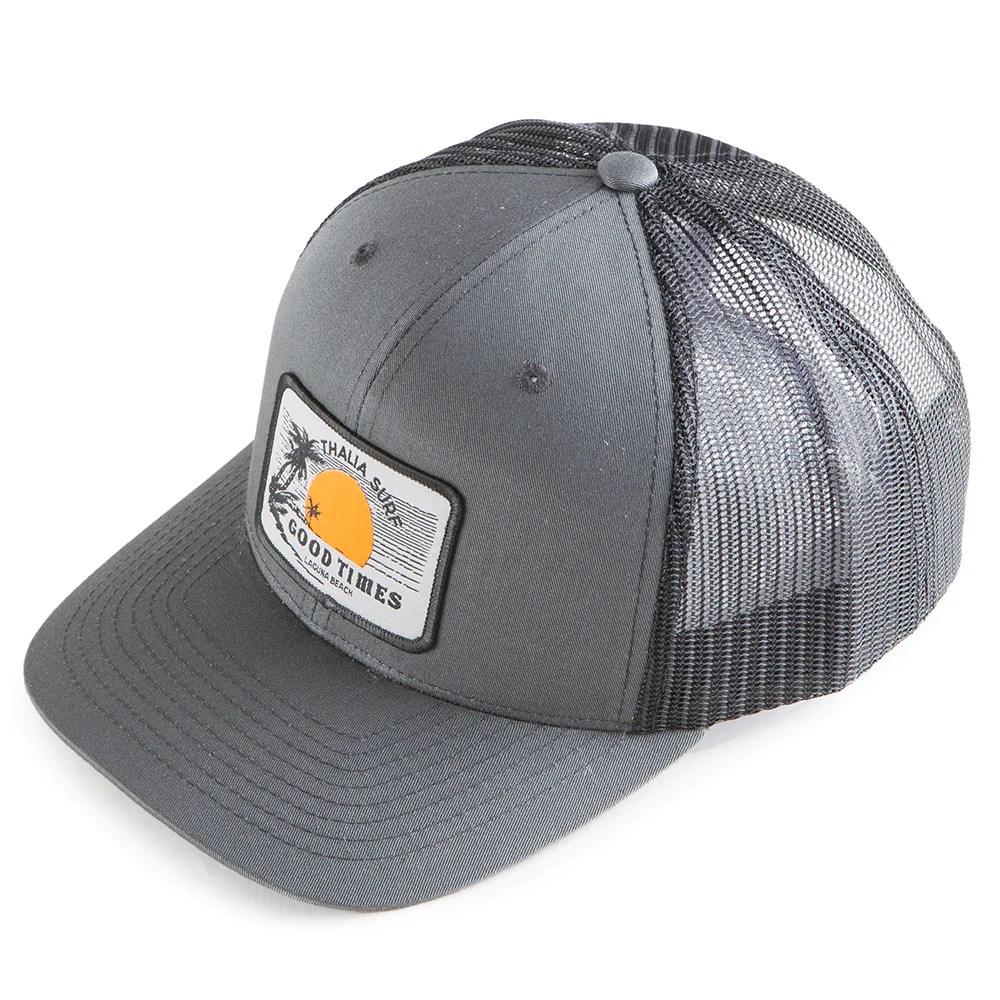 Thalia Surf Good Times Trucker Hat