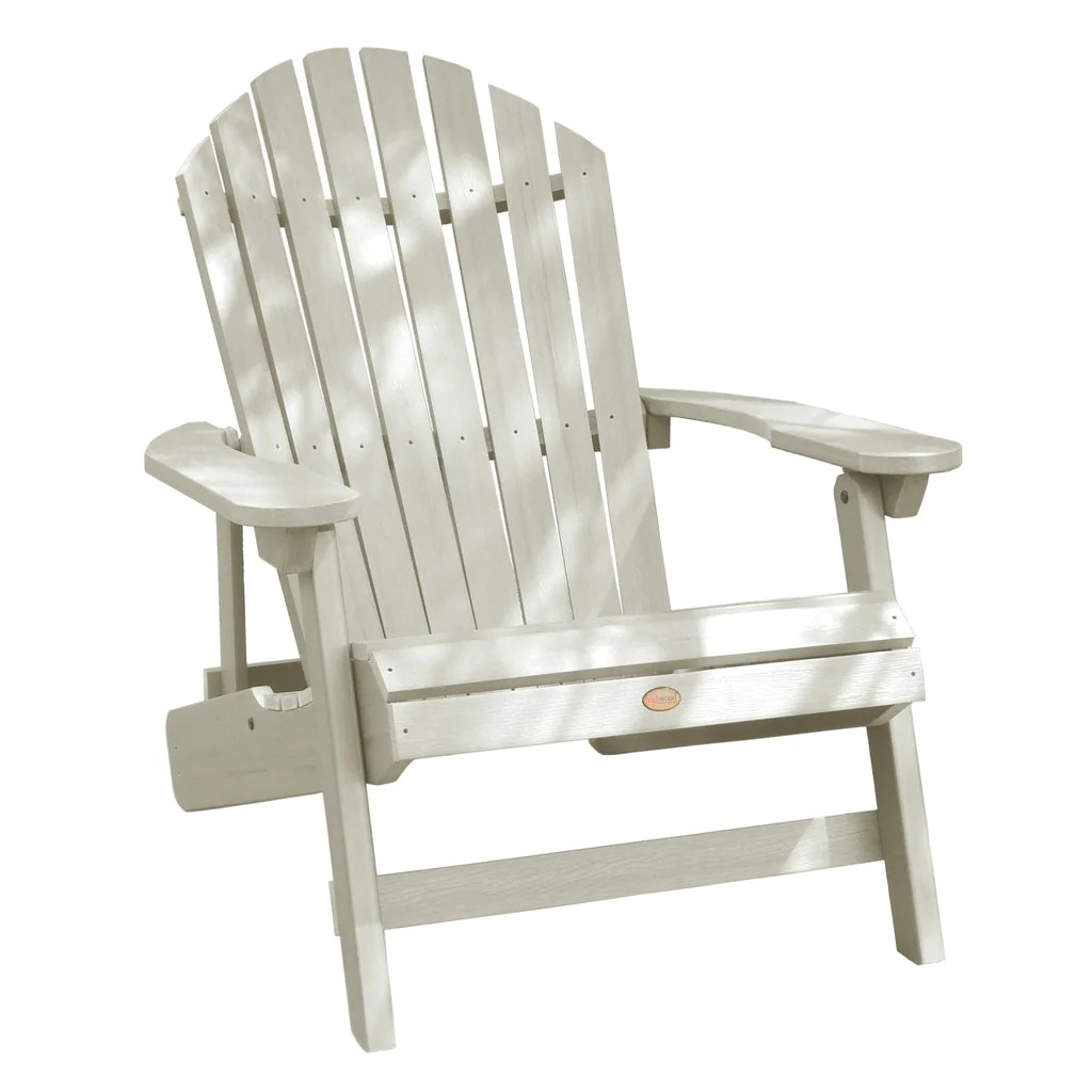 highwood adirondack chair pine kitchen chairs ireland king hamilton folding and reclining