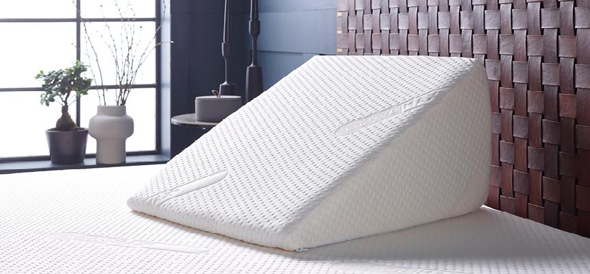 coolmax back support bed wedge