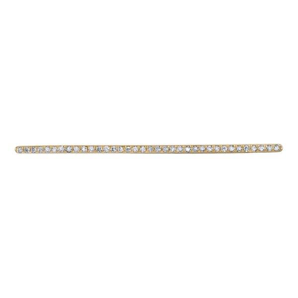 Pave Diamond Suspender Earring  SMITH + MARA