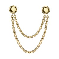 Pave Diamond Suspender Earring  SMITH + MARA