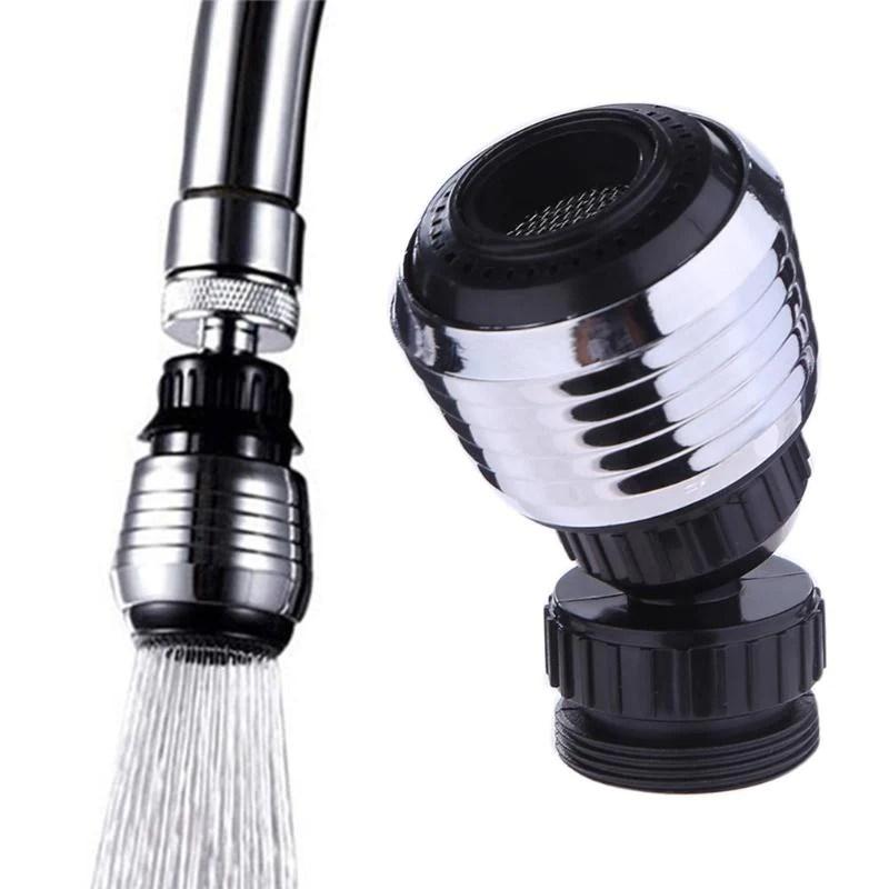 universal plastic faucet nozzle 360