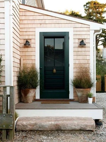 designing a front entrance ideas for
