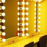 Hollywood Vanity Lights Make Up Mirror Australia Fat Shack Vintage